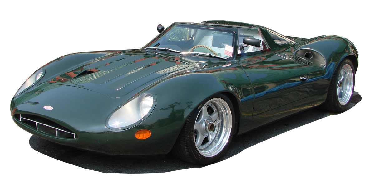1966 Jaguar XJ13 replica