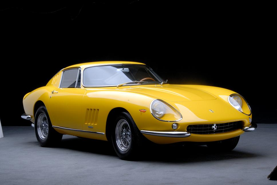 1967 Ferrari 275 GTB/4