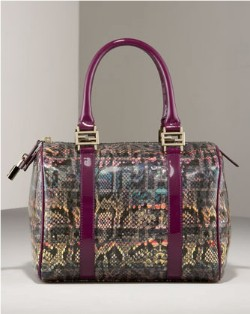Fendi Forever Bauletto Bag