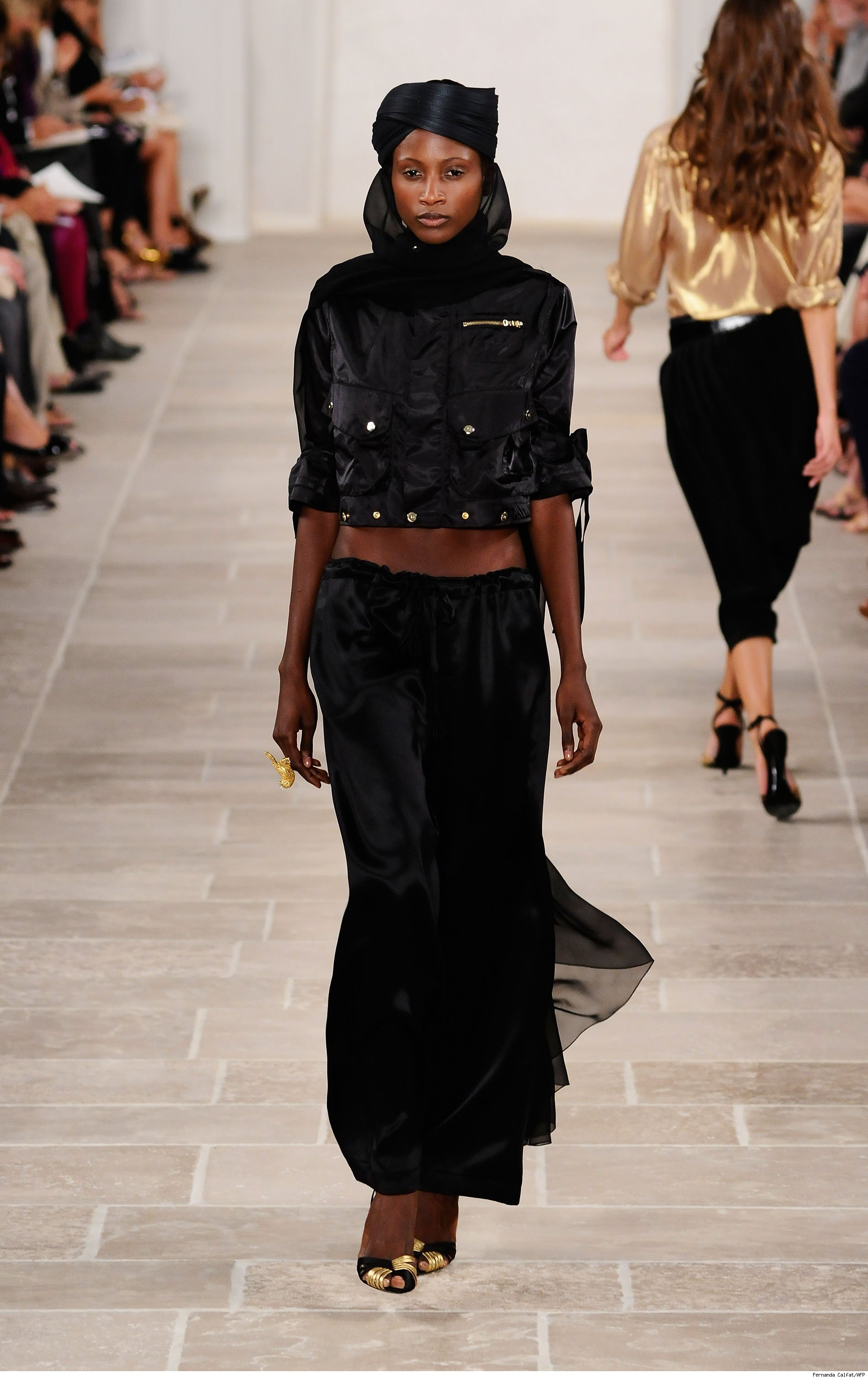 Ralph Lauren Runway Show