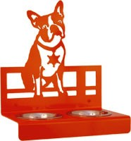 Designer Hanging Pet Feeders