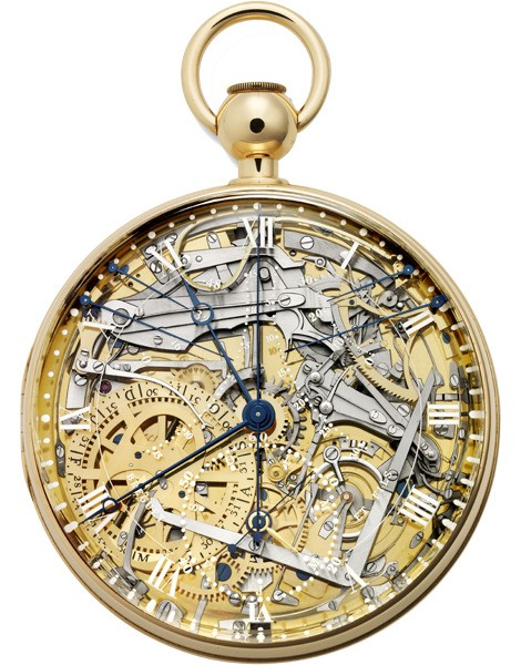 breguet ref 1160 pocket watch