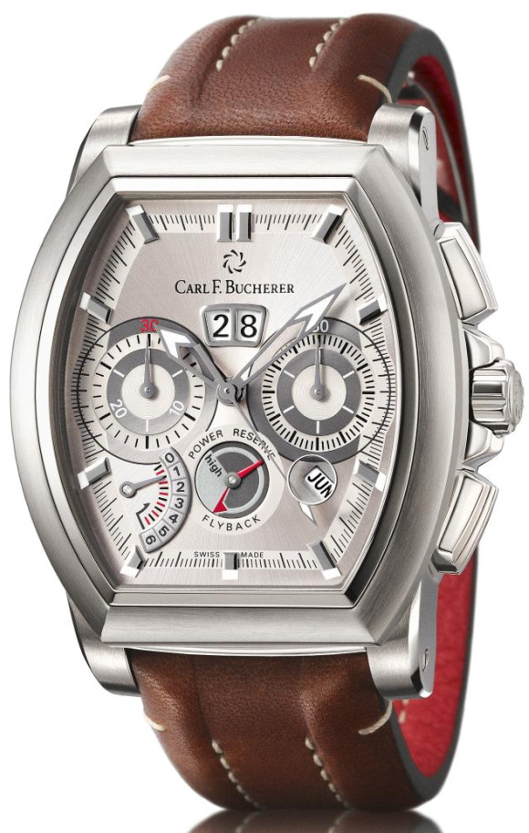 Carl F. Bucherer Patravi T-Chronograde Watch