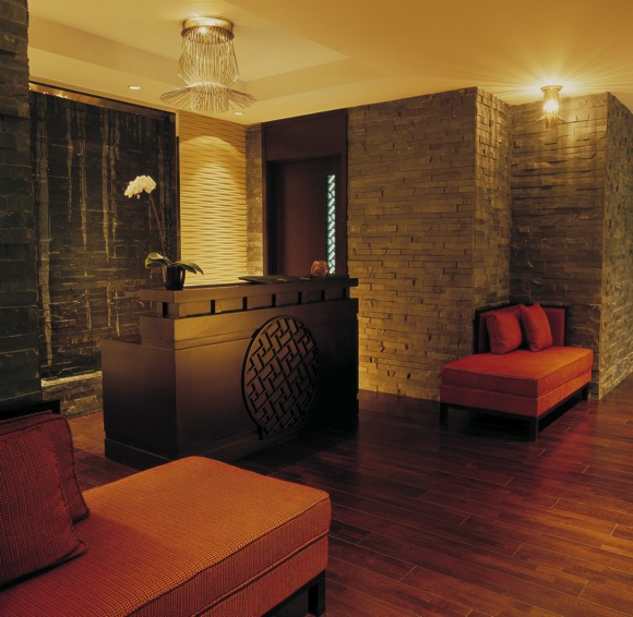 The Langham Yangtze's Chuan Spa