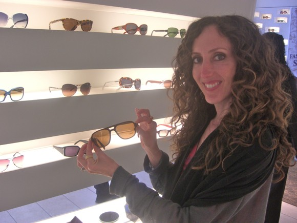Jennifer shows us some of her favorites at ILORI in Soho