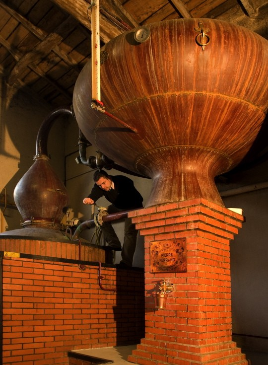 Pot still