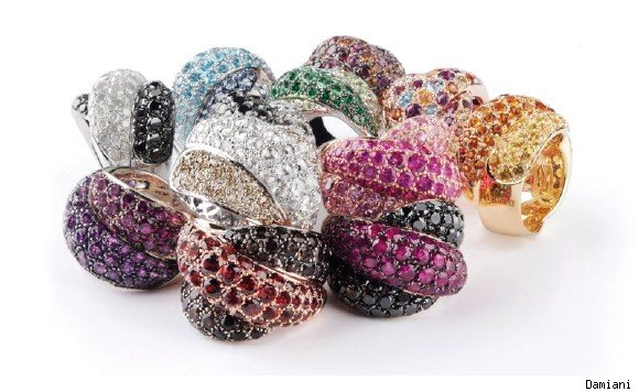 damiani rings