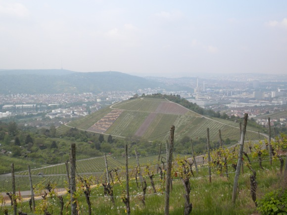 Photo of view of Stuttgart