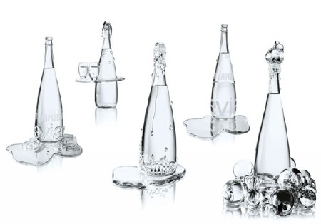 Evian and Baccarat