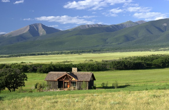 photo of maytag ranch, colorado