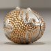 Ceylon Floral Egg Pillbox by Judith Leiber