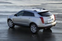 cadillac srx