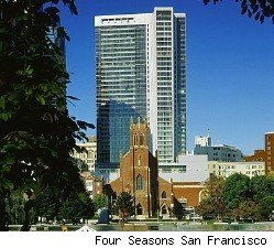 Four Seasons San Francisco Default On A Loan