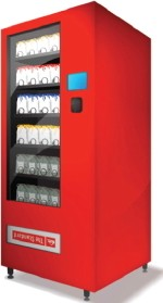standard vending machine