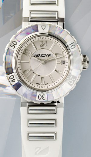 swarovski octea sport watch
