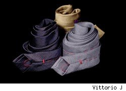 Limited Edition Ties from Vittorio J