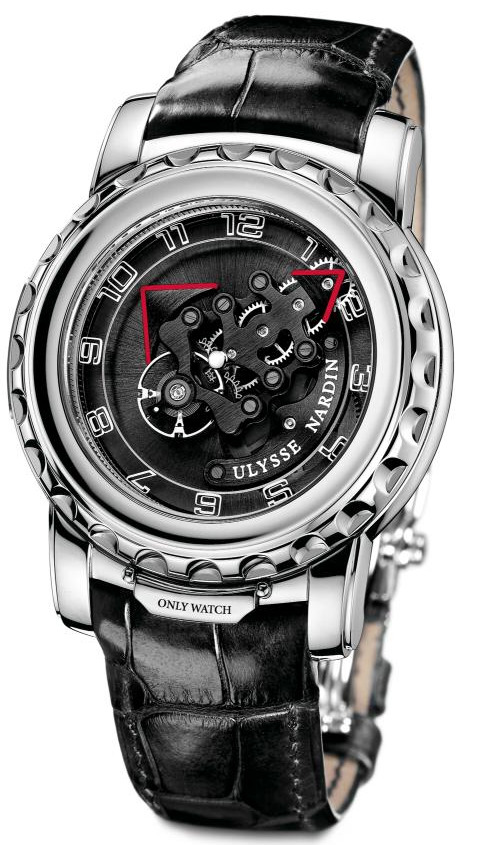 ulysse nardin freak watch