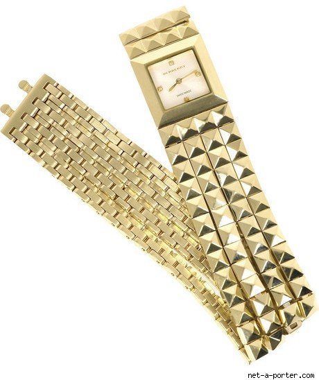 Burberry Pyramid Stud Watch