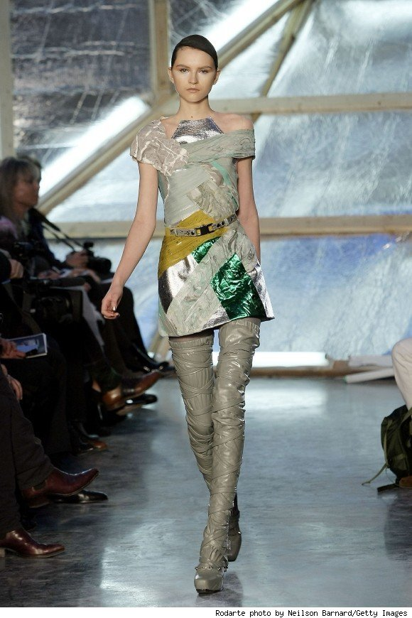 fashion by Rodarte