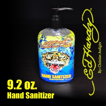 Designer Hand Sanitizer. You Heard Right.