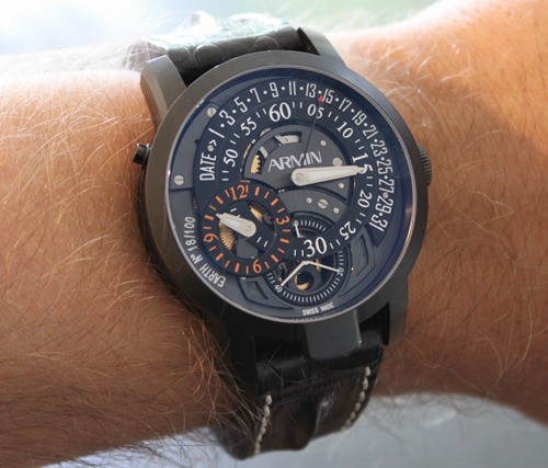 Armin Strom Elements Earth Watch