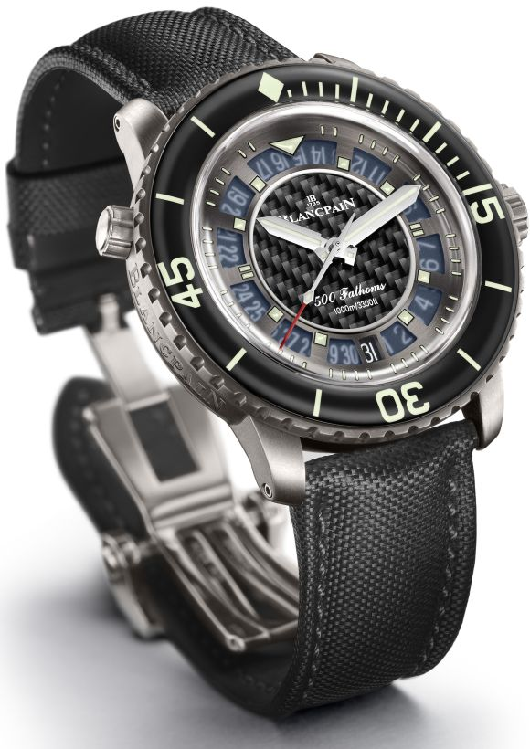 blancpain 500 fathoms