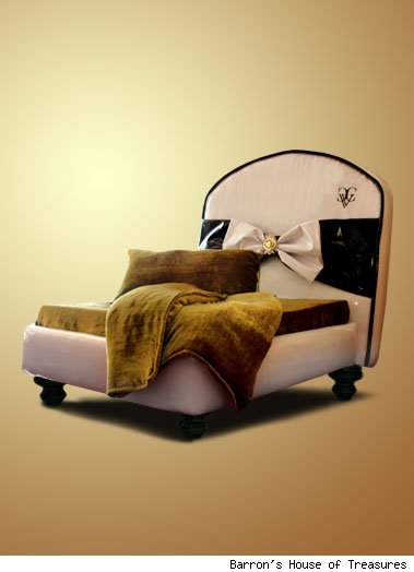 Chien Vivant Couture Beds, for the Pampered Pup