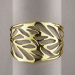   Joan Hornig Leaf Cuff Bracelet  ($4,825)