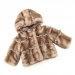  Juicy Couture Faux-Fur Coat  ($168)