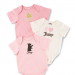   Juicy Couture Girl's Bodysuits, Set of Three  ($88)