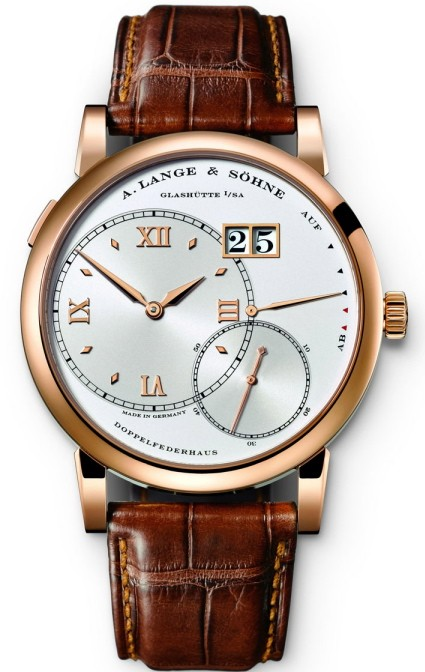 A. Lange & Sohne Lange 1 Watch