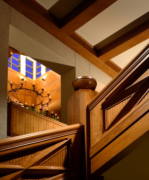 Architectural Detail, Lodge at Woodloch