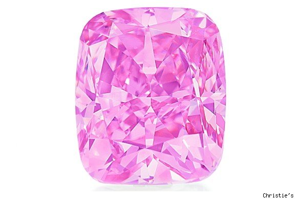 the vivid pink diamond