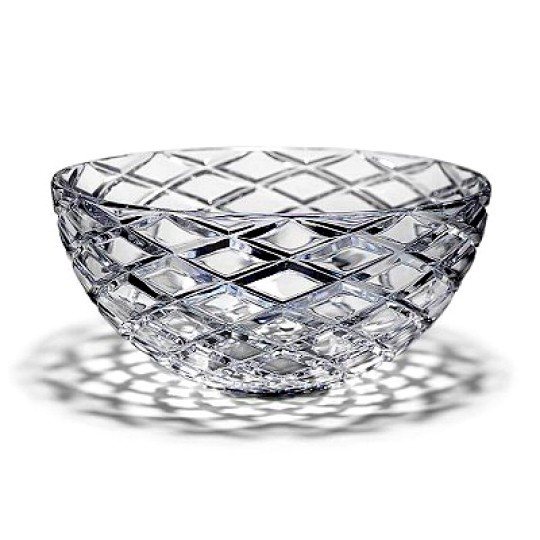 Tiffany's Diamond Cut Crystal Bowl