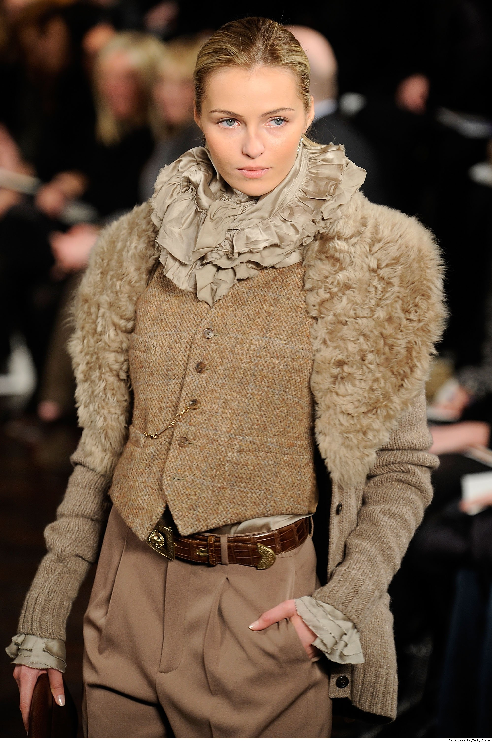 Ralph Lauren - Runway - Fall 09 MBFW