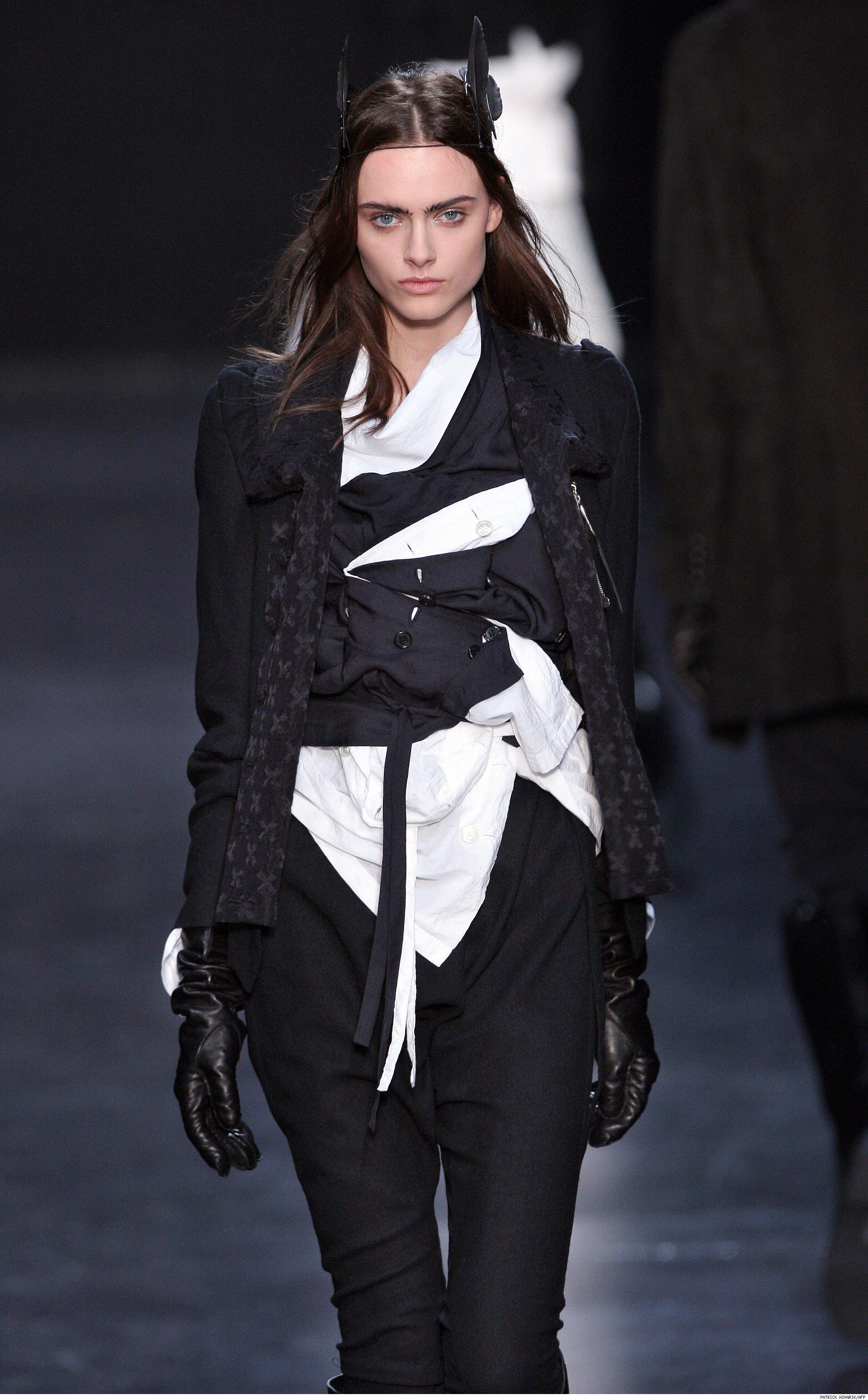 Ann Demeulemeester A/W 2009