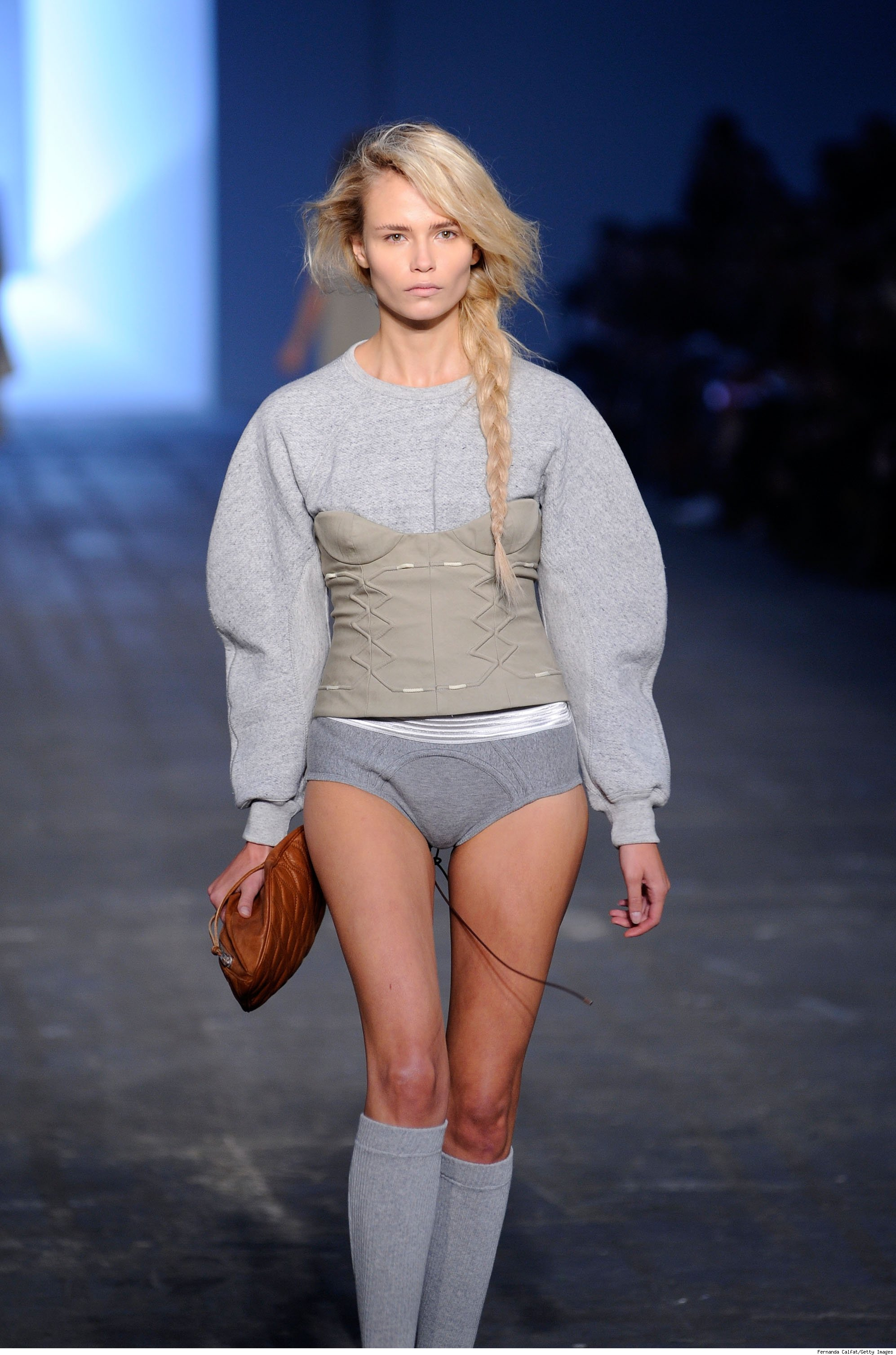 Alexander Wang - Runway - Spring 2010 MBFW 