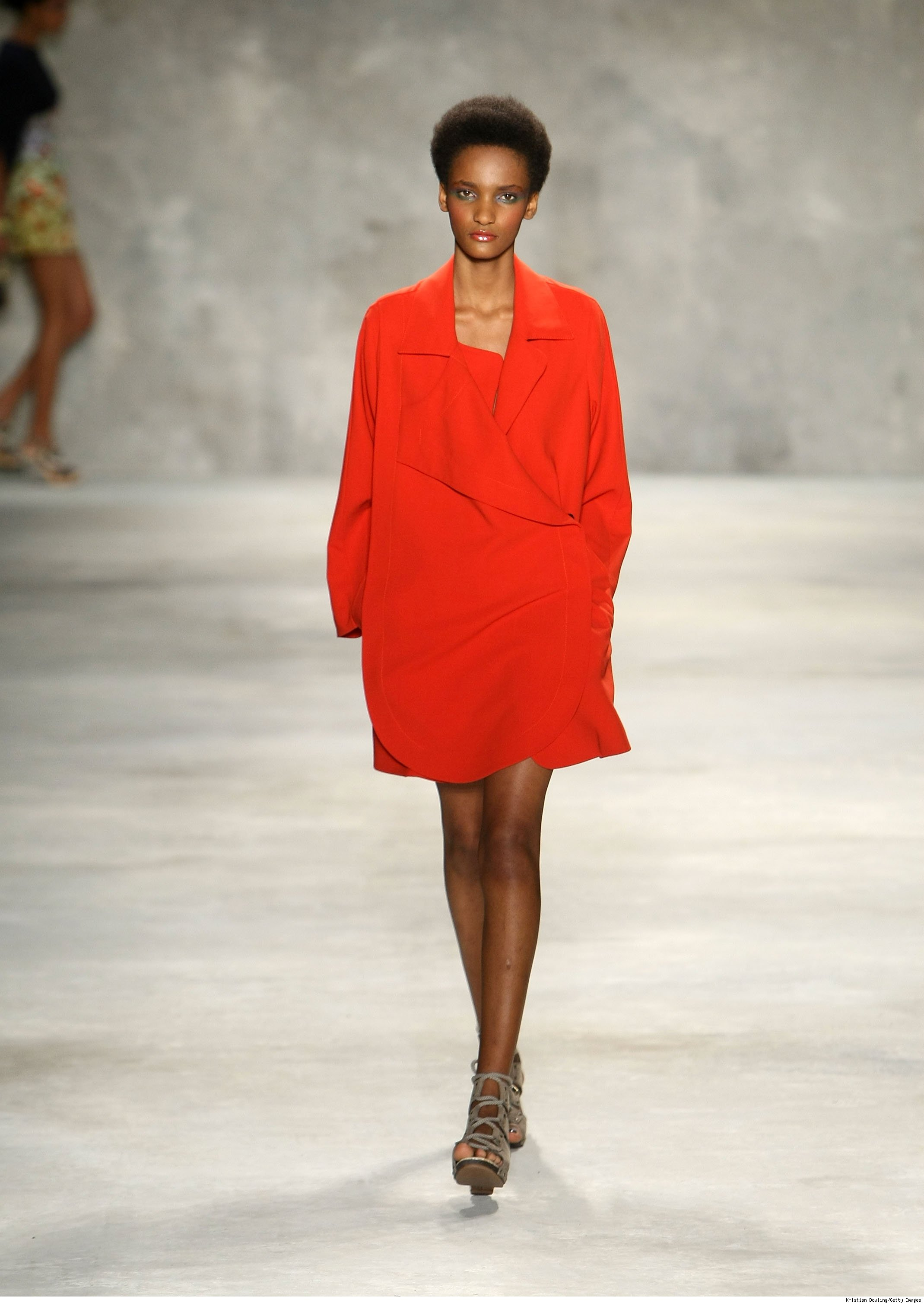 Derek Lam - Runway - Spring 2010 MBFW 