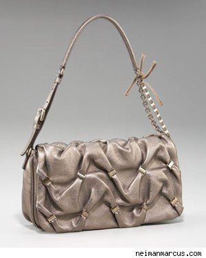 Mini Vara Capra Shoulder Bag