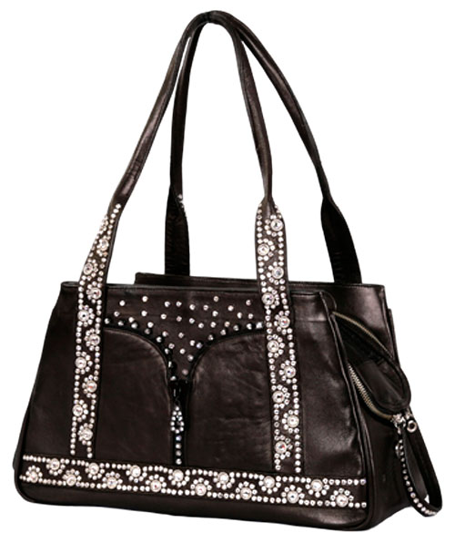 The Bella Bag, black