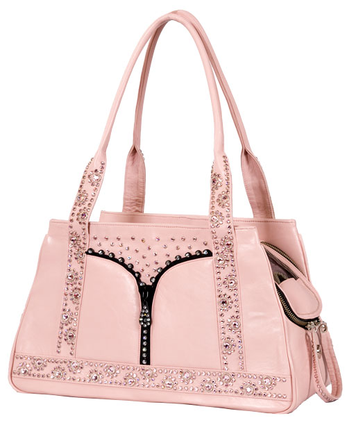 The Bella Bag, pink