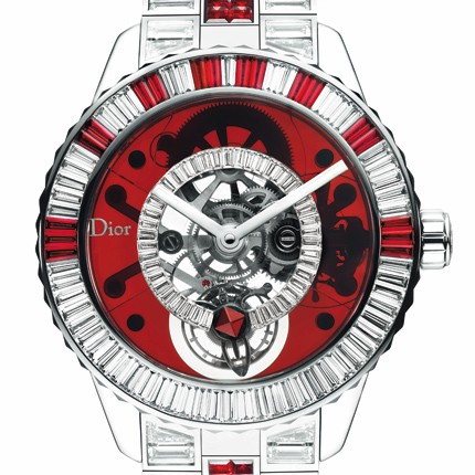 dior christal tourbillion