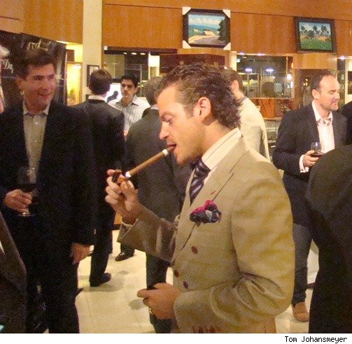 Davidoff Madison Avenue General Manager Michael Herklots