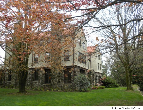 photo of Rock Hall in Colebrook CT