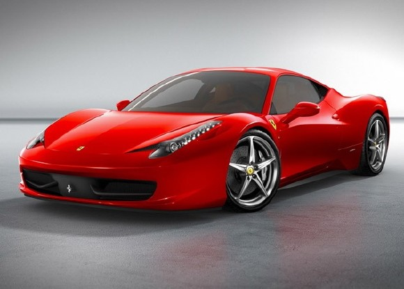 Luxist.com: Betting On The Next Ferrari Model's First Crash