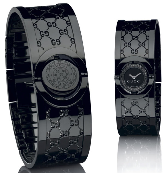 Gucci for FFAWN Twirl watch