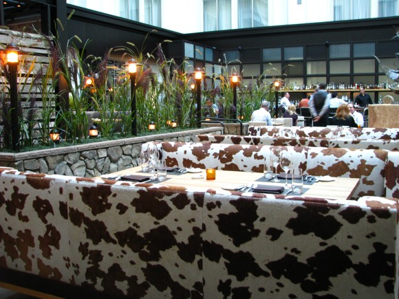 Urban Farmer Restaurant in The Nines