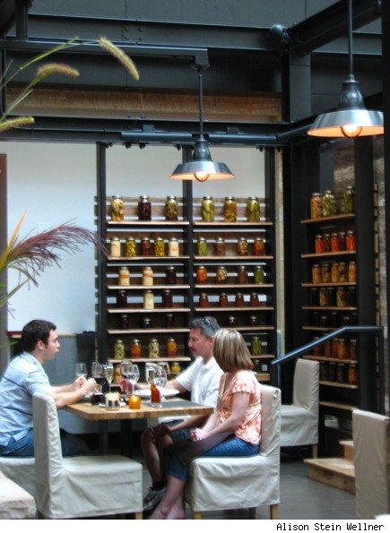 The Pantry - Private Seating Area in Urban Farmer