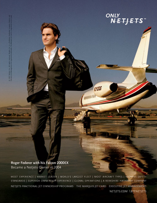 netjets ad
