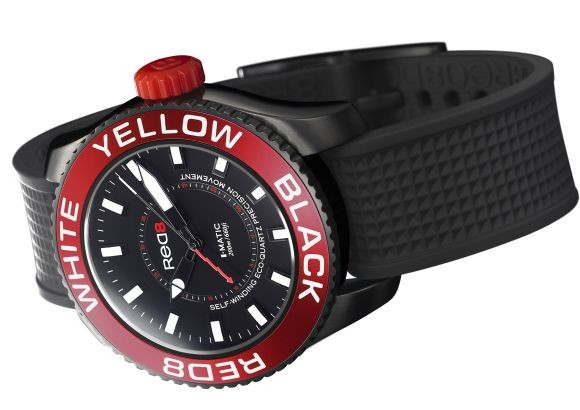 red8 watch